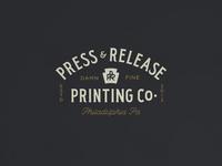 Press & Release N° 001