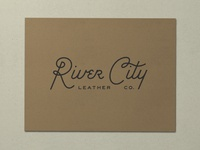 Nº 003 | Jessie Jay Design For River City Leather