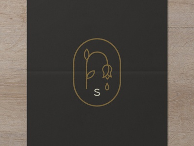 Nº 016   Jessie Jay Design For Sewbie icon design vector illustration apothecary seal badge heritage lockup sans-serif antique timeless retro branding identity philadelphia logo typography vintage