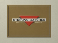 Nº 026 | Jessie Jay Design For Striking Matches