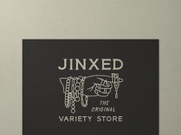 N  035   jessie jay design for jinxed
