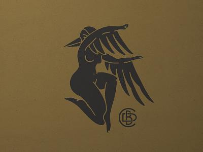 Nº 038   Jessie Jay Design for Bloomsday design illustration antique timeless retro branding identity philadelphia logo vintage