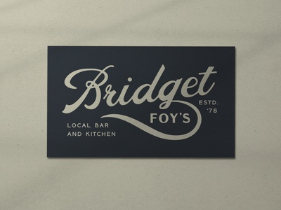 Nº 039 | Jessie Jay Design for Bridget Foys