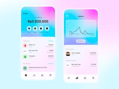 eWallet Mobile App money app payment app money transfer wallet ewallet money