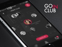 Go In Club - Meet new people or find each other in crowded place