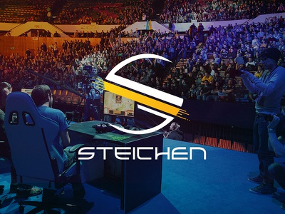 Steichen Optics - Branding office design technology video game game gaming glasses esport branding brand logotype logo