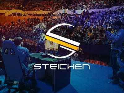 Steichen Optics rebrand office design technology video game game gaming glasses esport branding brand logotype logo