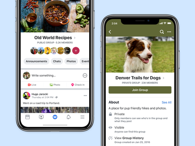 Making Groups Privacy Easier to Understand privacy ui facebook