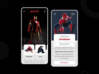 Movies App mobile ui mobile apps mobile application mobile app film app films film movie app movies movies app movie
