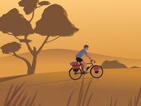 Bike Traveller