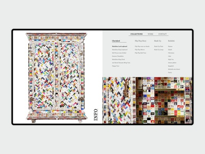 Website - Studio Schneemann art animation minimal web website ux ui flat design