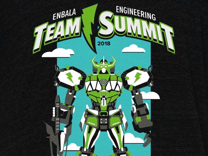 Enbala Power Ranger Shirt megazord ebala power rangers illustration shirt