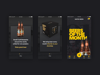 United Beers App Design