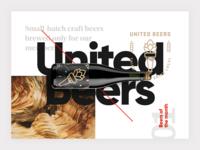 United Beers Design Concept