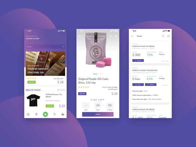 Deals Platform App