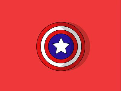 Captain America's Shield :) captainamerica