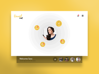 Connect Me - Dashboard Notifications Page | UI/UX Design