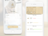 Baby Monitor IOS Mobile App