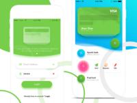 MyCards - Mobile App UI Concept