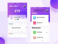 MyTasks - App UI