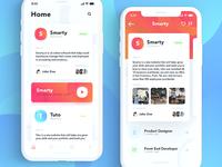 Jobs App - App UI