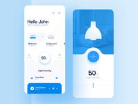 Smart Home Controller App