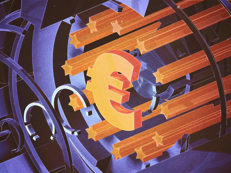 EU Euro photoshop cinema4d economy eu money euro