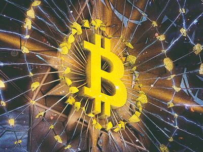 Bitcoin blockchain internet photoshop money bitcoin economy cinema4d