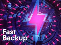 Fast Backup @ CYBERPISTOL-3000