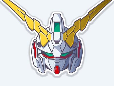 Unicorn Gundam [Destroy Mode]