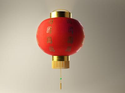 Chinese Lantern design maya mid autumn festival