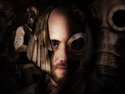 Steampunk Jon steampunk photoshop composite messing around