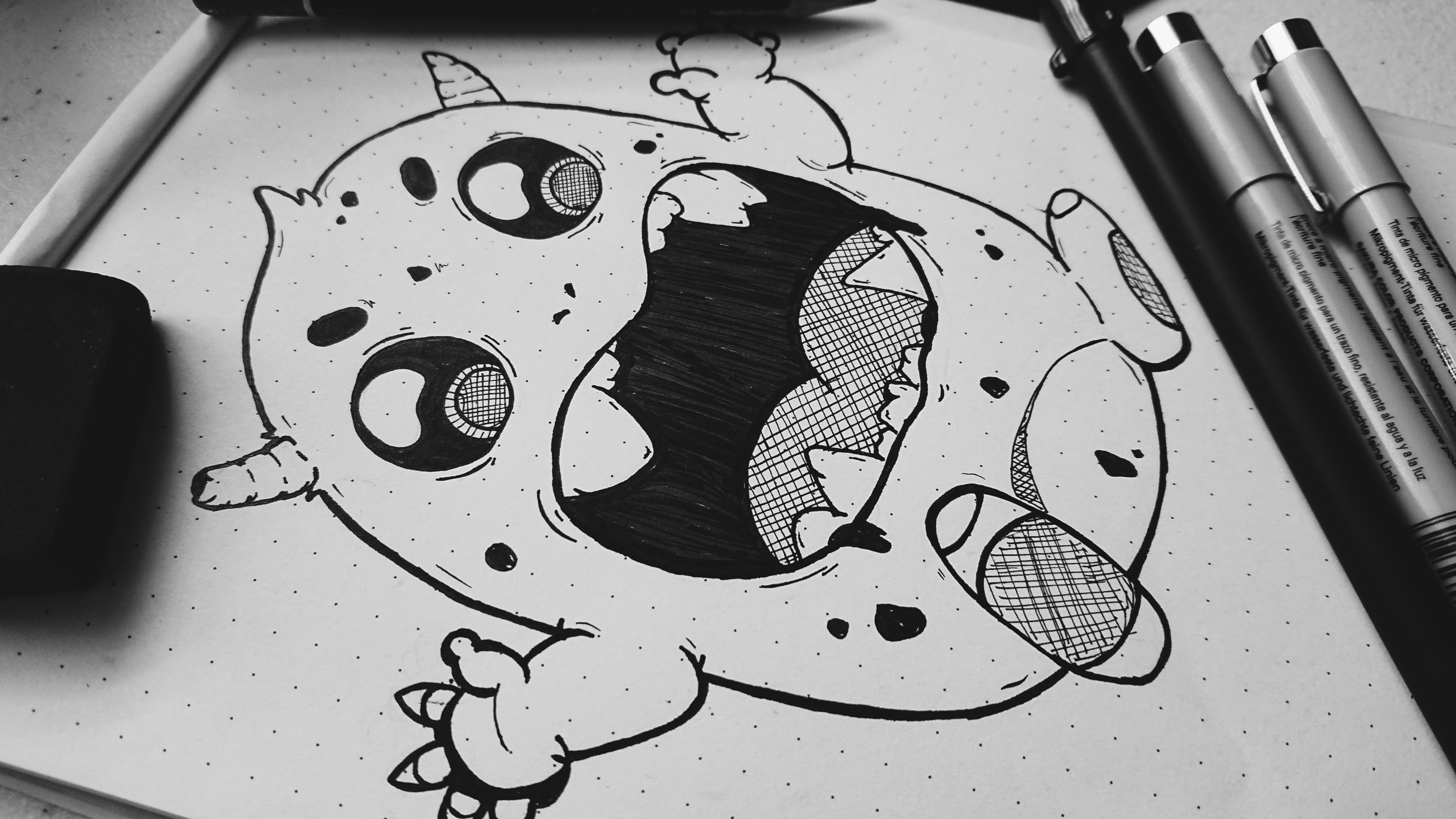 Practice sketch series  2