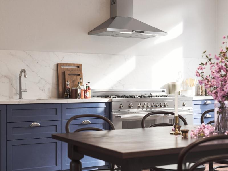 SCANDINAVIAN KITCHEN visualization usa scandinavian render kitchen interiordesign interior fstorm design cgi