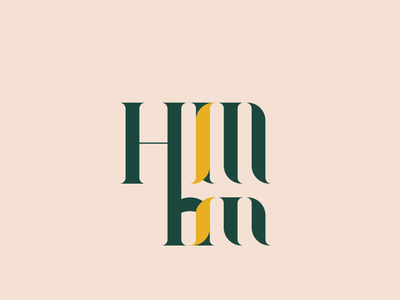 Himnhim Logo Exploration brandidentity logodesign logo