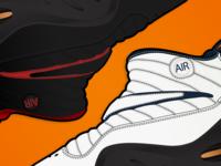OG Nike Air Shake NDSTRUKT