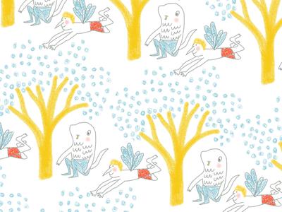 PATTERN kids @design @pattern @vector @illustration