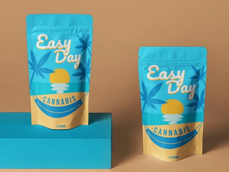 Cannabis Packing design @vector @packingdesign @design
