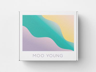 MooYoung Brand box design @vector @packingdesign @design