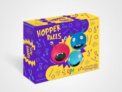 Kid's toy Packing design vector @packingdesign @design
