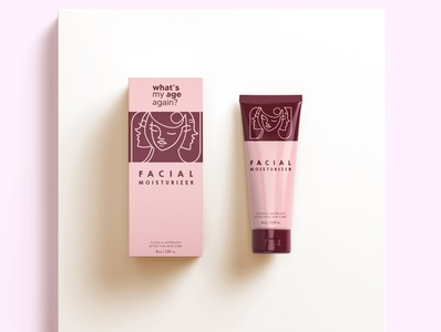 Skin care Packing design @packingdesign @design @vector