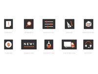 Maker.io Icons