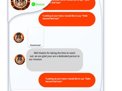 Messaging fat rabbit network web design sms messaging
