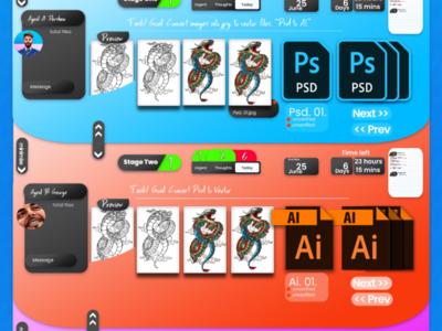 New Workspace website home site web design crm ui ux