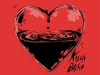 "KISHI BASHI ""Philosophize In It! Chemicalize With It!"" SHIRT"