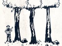 """TALL TALL TREES """"TTT Mike"""""""