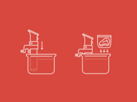 Anova Cooker Icons