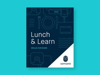 Lunch & Learn Poster