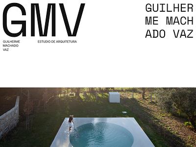 GMV adobe xd photoshop art direction branding typography logo web  design website ui ux architecture design brand identity brand design graphic design