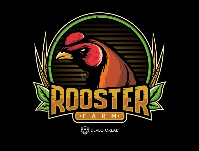 Rooster Vector vectorartwork logo rooster logodesign vectorart illustration vector